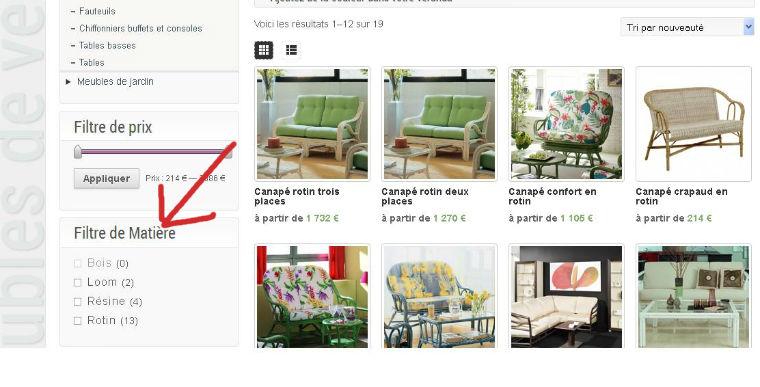 Brin d ouest notre site de vente de meubles en ligne - Site de meuble en ligne ...