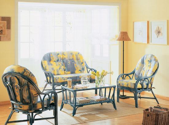 Salons rotin magasin au brin d 39 osier vente de meubles for Meubles rotin pour veranda